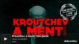 """""""Khrouchtchev a menti"""" : Jean-Jacques Marie choisit la calomnie"""