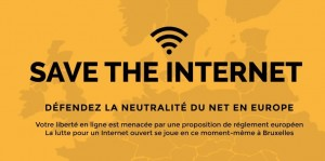 save the internet neutralité du net europe