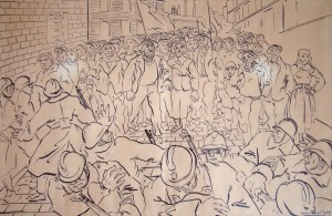 Sauvegarder les œuvres de Boris Taslitzky à Levallois-Perret