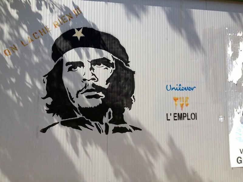 Gemenos Che Fralib Unilever