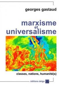 Georges Gastaud : Marxisme et universalisme #vidéo