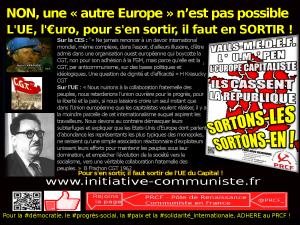 La construction européenne et la CGT  : l'UE vue par B Frachon et H Krasucki #vidéo