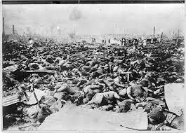 6 août Hiroshima, 9 août Nagasaki, les USA sont le seul pays à avoir utilisé la bombe atomique : pour raser deux villes et terroriser le monde.