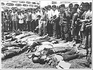 Derrière l'anticommunisme, toujours le fascisme et l'exterminisme capitaliste [4/4] #Indonésie #Génocide #30 sept.1965