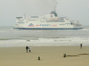 calais sea france myferrylink