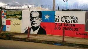 Contre le Venezuela de Chavez et Maduro les même méthodes de déstabilisation fasciste que contre le Chili d'Allende