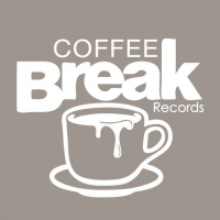 coffe break label