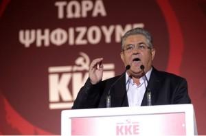 Le KKE utilisera ses forces pour rassembler le mouvement populaire, pour une alliance populaire – déclaration du KKE 21 sept 2015