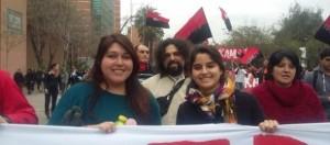 Chili, deux jeunes députés communistes à l'avant garde de la contestation, le PCC appelle à une assemblée constituante.