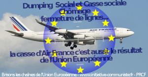 AIR FRANCE, KLM, RYANAIR … fédérer les résistances !