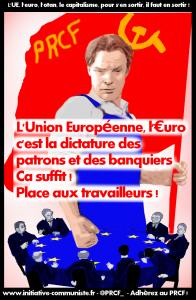 Déjà 1000 signatures pour la pétition pour un referendum sur l'euro et l'Union Européenne