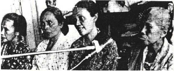indonésie gerwani procès 1975 suharti harsono sri ambar rukmiati sudjinah & sulami