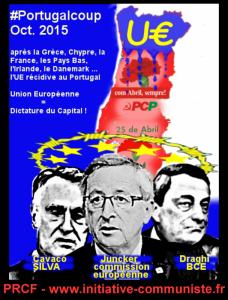 La Commission Européenne veut sanctionner le Portugal, pas assez austéritaire !
