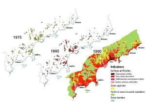urbanisation cote d'azur