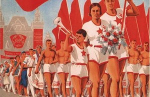 URSS sport olympisme