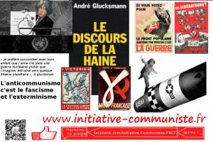 André Glucksmann, de l'anticommunisme « de gauche » (sic) à l'exterminisme reaganien.
