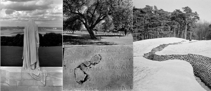 guerre 14 18 vimy lorette 1915 tranchées