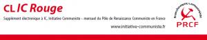 CLIC Rouge – Ensemble pour continuer le parti communiste – N°162 – février 2016