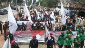grève indonésie GBI KPSI