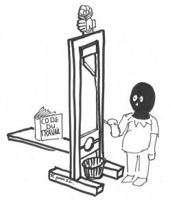 Pour faire passer la casse du code du travail, les tours de passe passe de la loi EL Khomri  ! [décodage du bourrage de crâne]