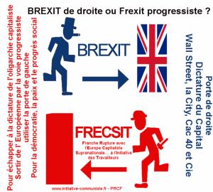 BREXIT de droite ou Frexit  progressiste ? par Georges Gastaud