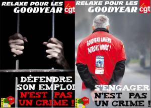 Goodyear : liste et carte des manifestations en France  ! Tous dans la rue  ! #noussommesdesgoodyear