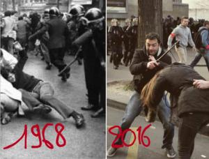 Lutte des classes et violences policières  #JRCF