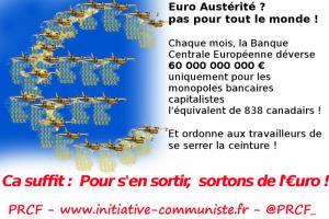 Assouplissement quantitatif : la BCE donne des dizaines de milliards d'euros aux banques privées !