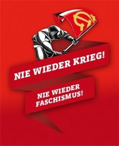 """DKP : """"Montrer une alternative de gauche au racisme mensonger"""" #antifascisme #paix #allemagne"""
