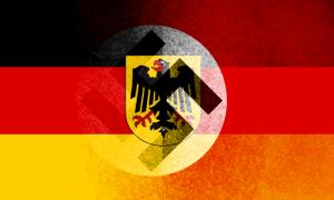 allemagne RFA nazie fascistes AZUL