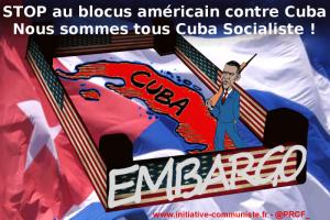 blocus cuba