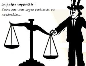Cahuzac, la preuve de la justice de classe !