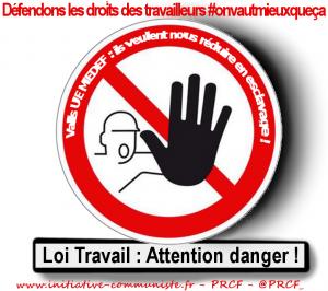 #manifs24mars La carte des manifestations le 24 mars pour le retrait de la #LoiTravail