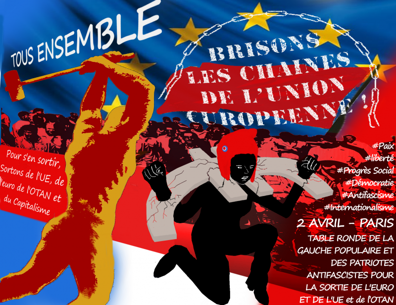 table ronde sortie de l'UE 2 avril