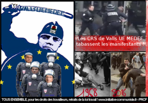 violence policières valls cazeneuve