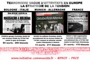 #vidéo Vague d'attentats terroristes en Europe : quand la stratégie de la tension sert l'impérialisme