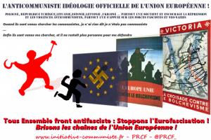 KKE : L'Union Européenne a adopté l'anticommunisme comme idéologie officielle, responsable de la montée de l'extrême droite