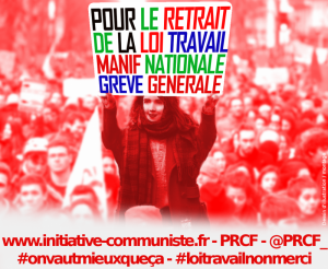 Carte des manifestations du 28 avril : 10 raisons de faire grève, manifester et bloquer le 28 avril et jusqu'au retrait de la loi travail !