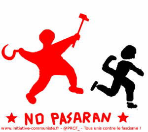 no pasaran antifascisme