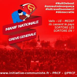Des Nuit Debout à la grève générale #NuitDebout #Lordon
