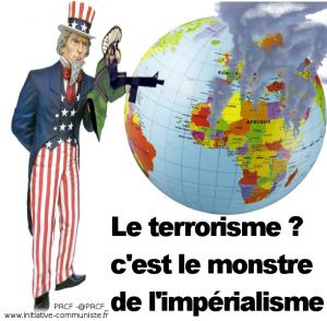 Le terrorisme islamiste une création américaine pour attaquer l'URSS.
