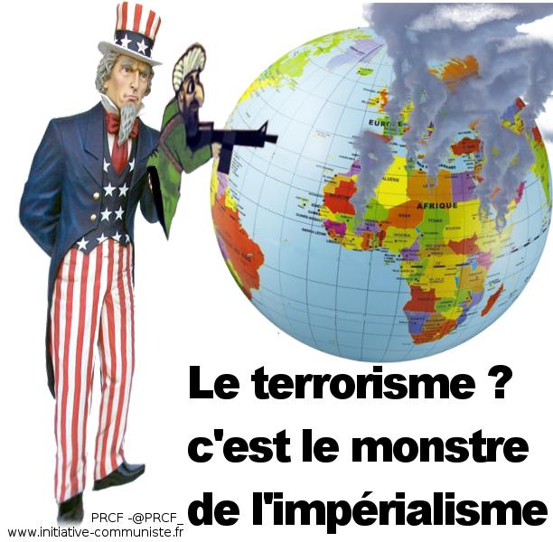 terrorisme impérialisame
