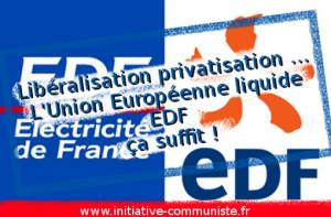 EDF, lettre ouverte d'un travailleur de l'énergie à son directeur