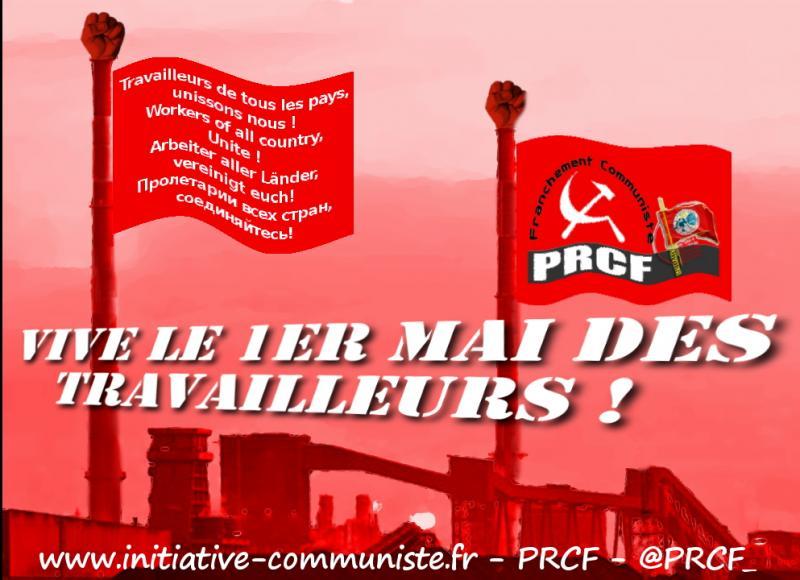 PRCF 1er mai