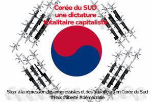 #Vidéo La Corée du Sud un régime totalitaire de répression. Entretien avec Goeun Yang.