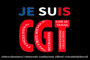Résistants, ils appellent à soutenir la lutte contre la Loi Travail #jesuisCGT #manif23juin