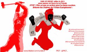loi travail euro brisons les chaines 49-3