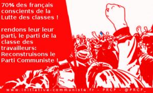 70% des français conscients de la lutte des classes !