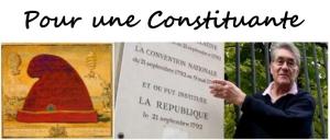 Pour une constituante – Entretien avec André Bellon