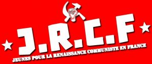 LOGO JRCF fond rouge